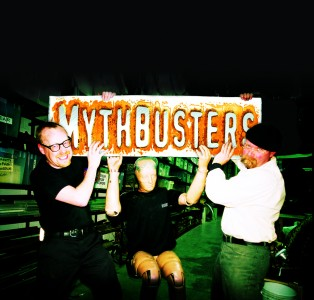 mythbusters, ausfilm