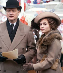 Kings Speech, Ausfilm