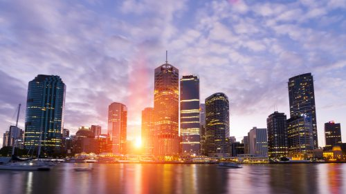 River City Sunset_Brisbane_IStock copy