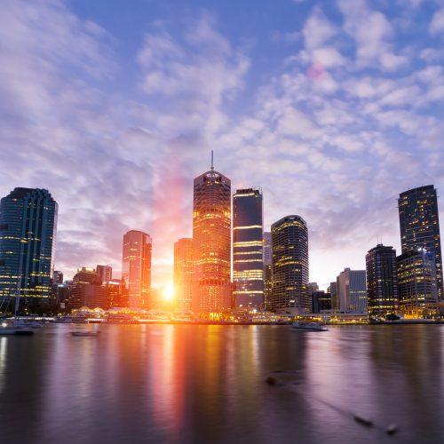 River City Sunset_Brisbane_IStock copy