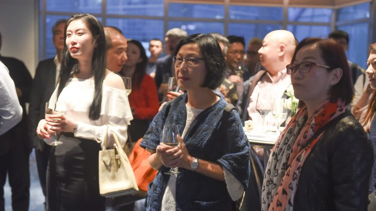 Australian and Chinese Filmmakers attend the Australia China Film Industry Exchange Networking Event