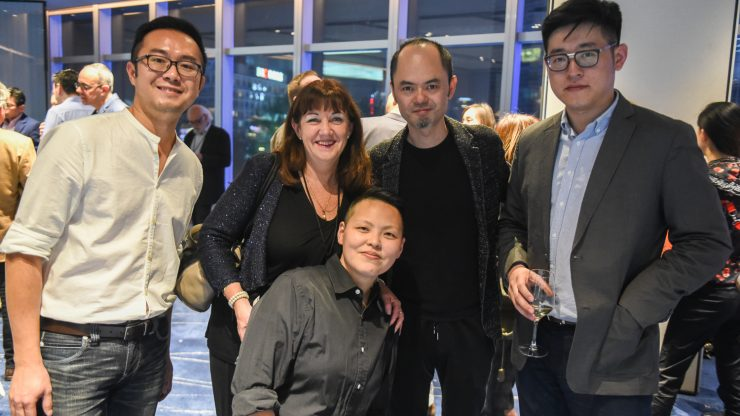 Sean Tu| Jenni Tosi - CEO Film Victoria | Jackie Jiao - Producer, Monument Films | Kyler Huang - Unit Production Manager Levin He (He Lewei) - Grand Canal Pictures - Co-producers Guardians of the Tomb aka Nest