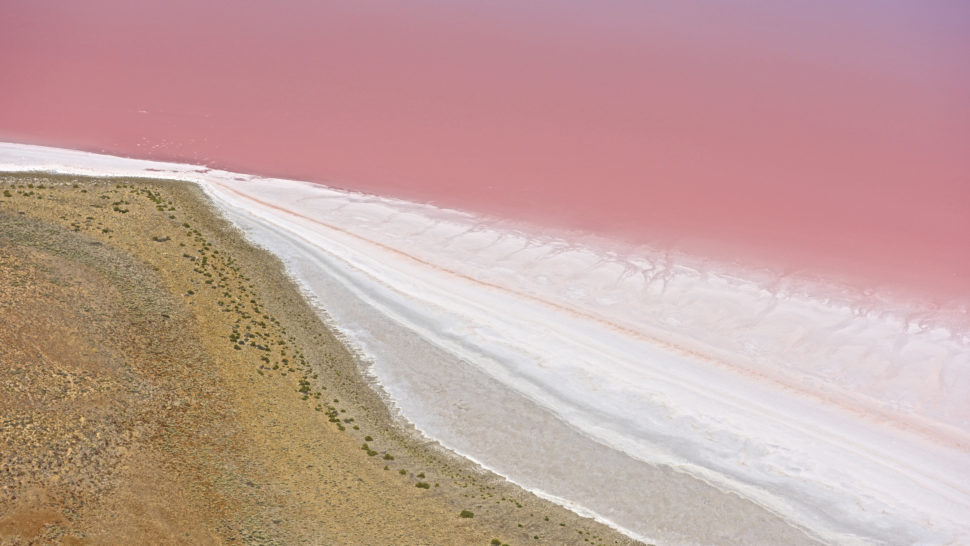 Kati Thanda – Lake Eyre National Park, photo by Grant Hunt Photography